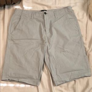 Other - American Eagle size 34 gray slim fit shorts